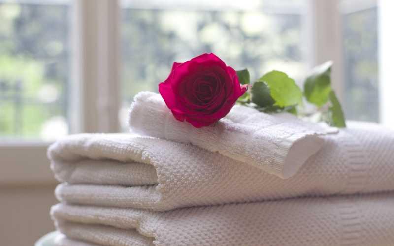 Como cuidar da toalha de banho