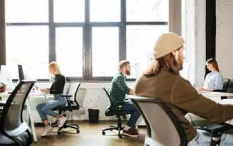 Espaço de coworking vs escritório compartilhado